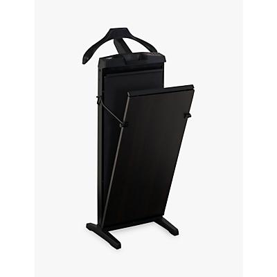 Corby 7700 Trouser Press, Black-Brown Sorano Oak