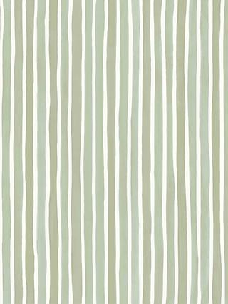Cole & Son Croquet Stripe Wallpaper