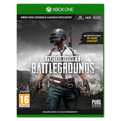 Image of PLAYERUNKNOWN'S BATTLEGROUNDS 1.0, Xbox One