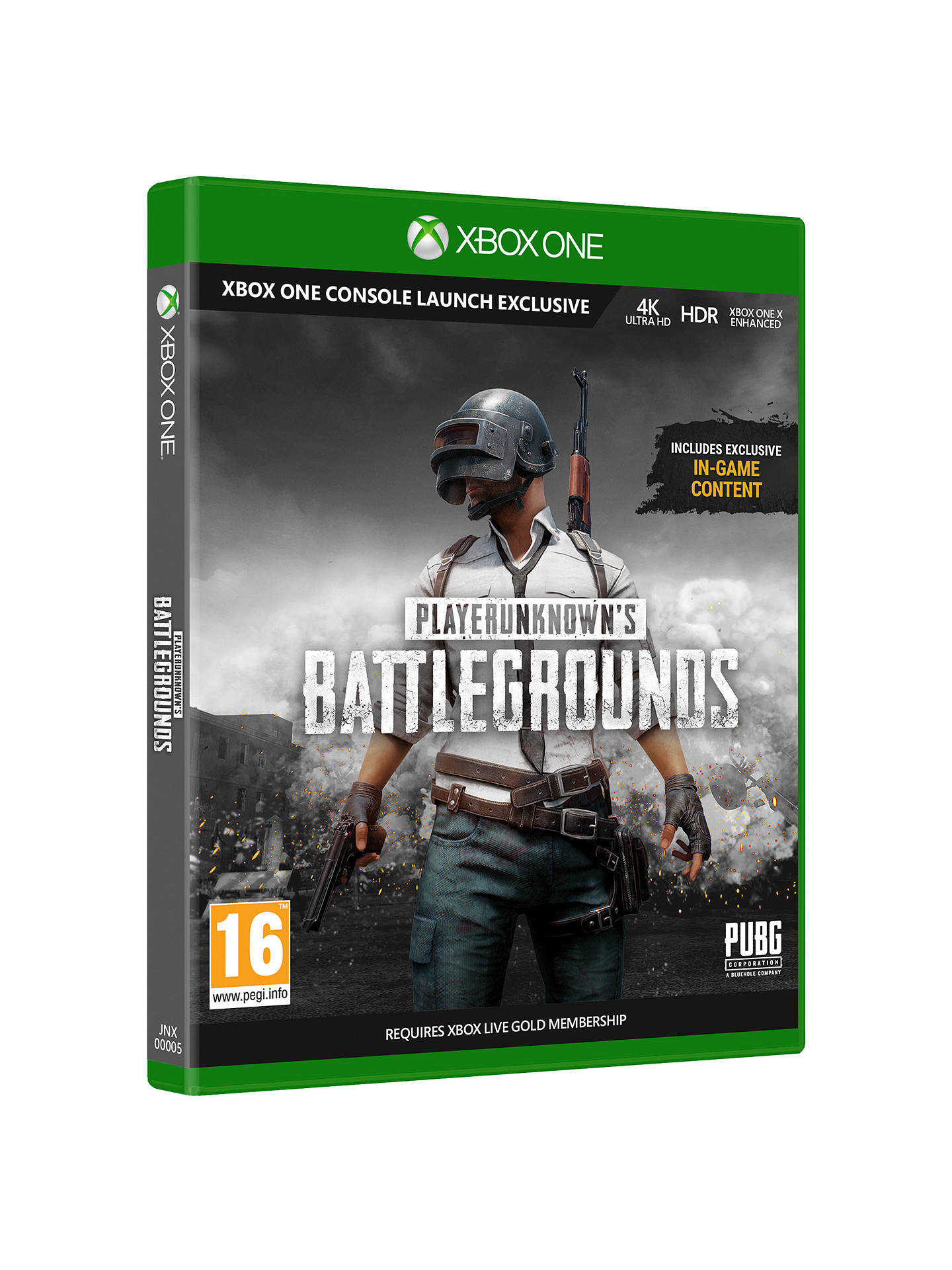 BuyPLAYERUNKNOWN'S BATTLEGROUNDS 1.0, Xbox One Online at johnlewis.com