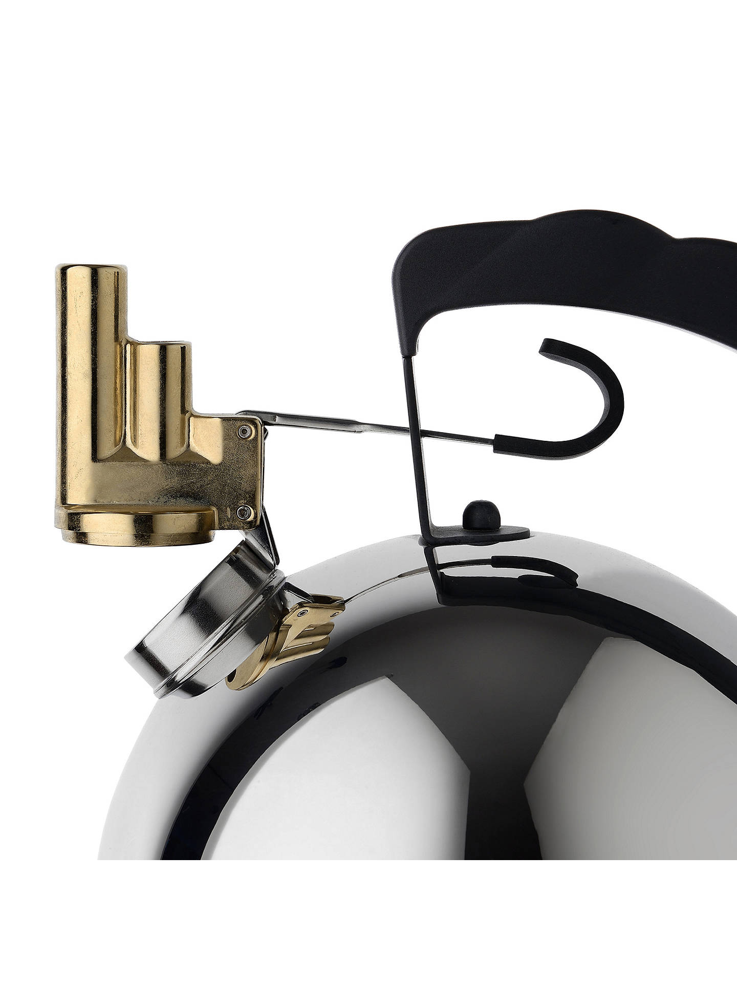 Buy Alessi Stovetop Kettle with Melodic Whistle Online at johnlewis.com