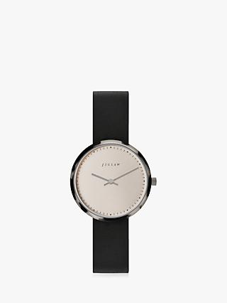 Jigsaw Women's Alara Leather Strap Watch