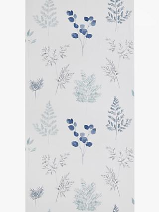 John Lewis & Partners Wisley Wallpaper, Navy