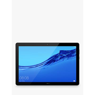 "Image of HUAWEI MediaPad T5 10.1"" Tablet - 16 GB, Black, Black"