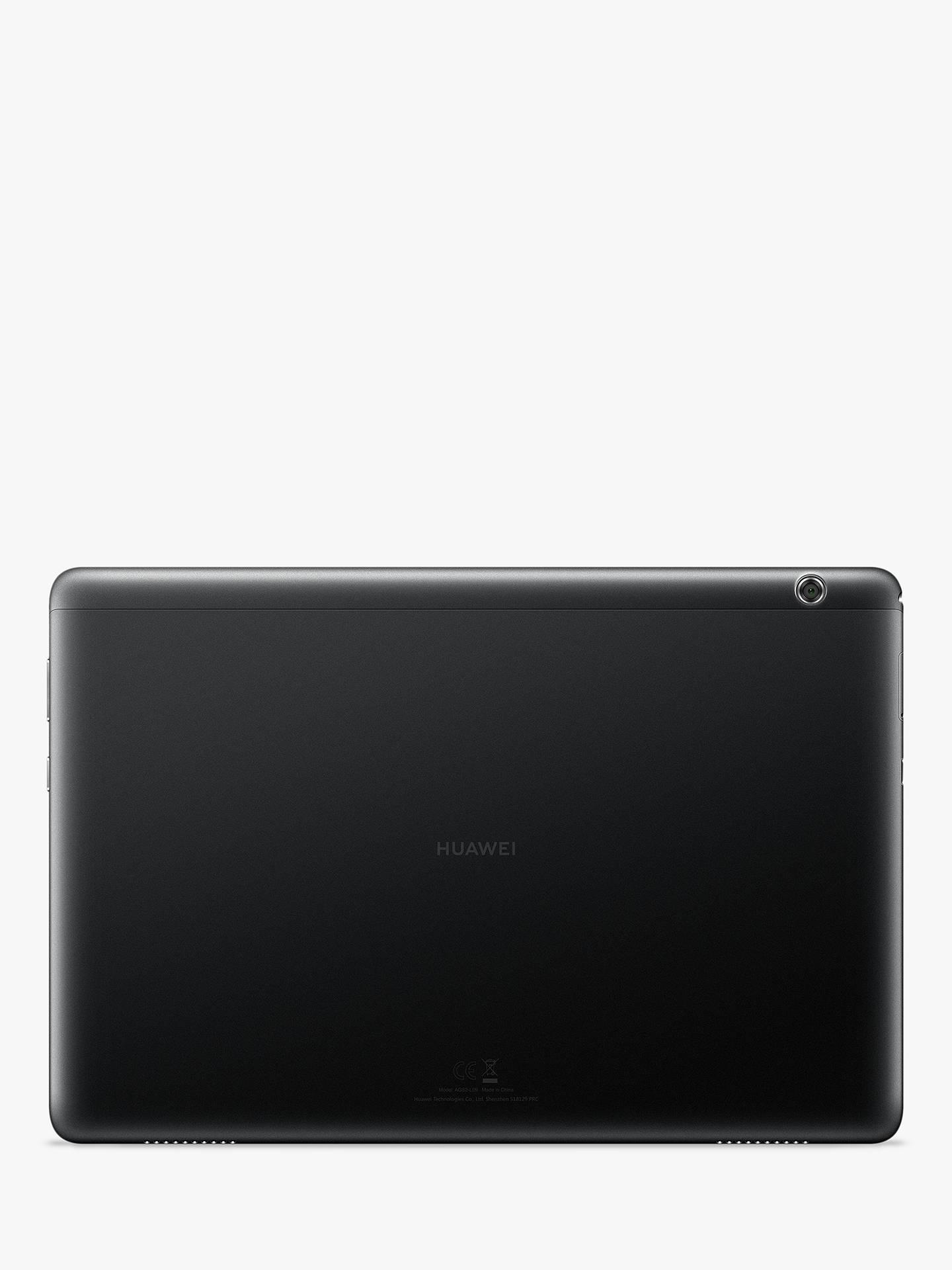 "Huawei MediaPad T5 Tablet, Android, Kirin 659, 2GB RAM, 16GB eMMC, 10 1"",  Black"