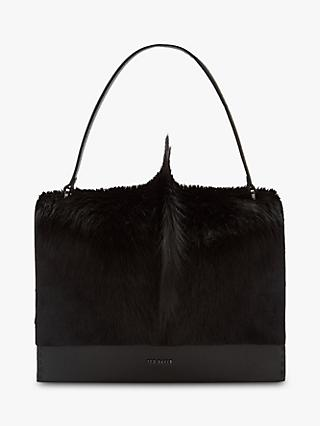 Ted Baker Hazzell Book Bag Black