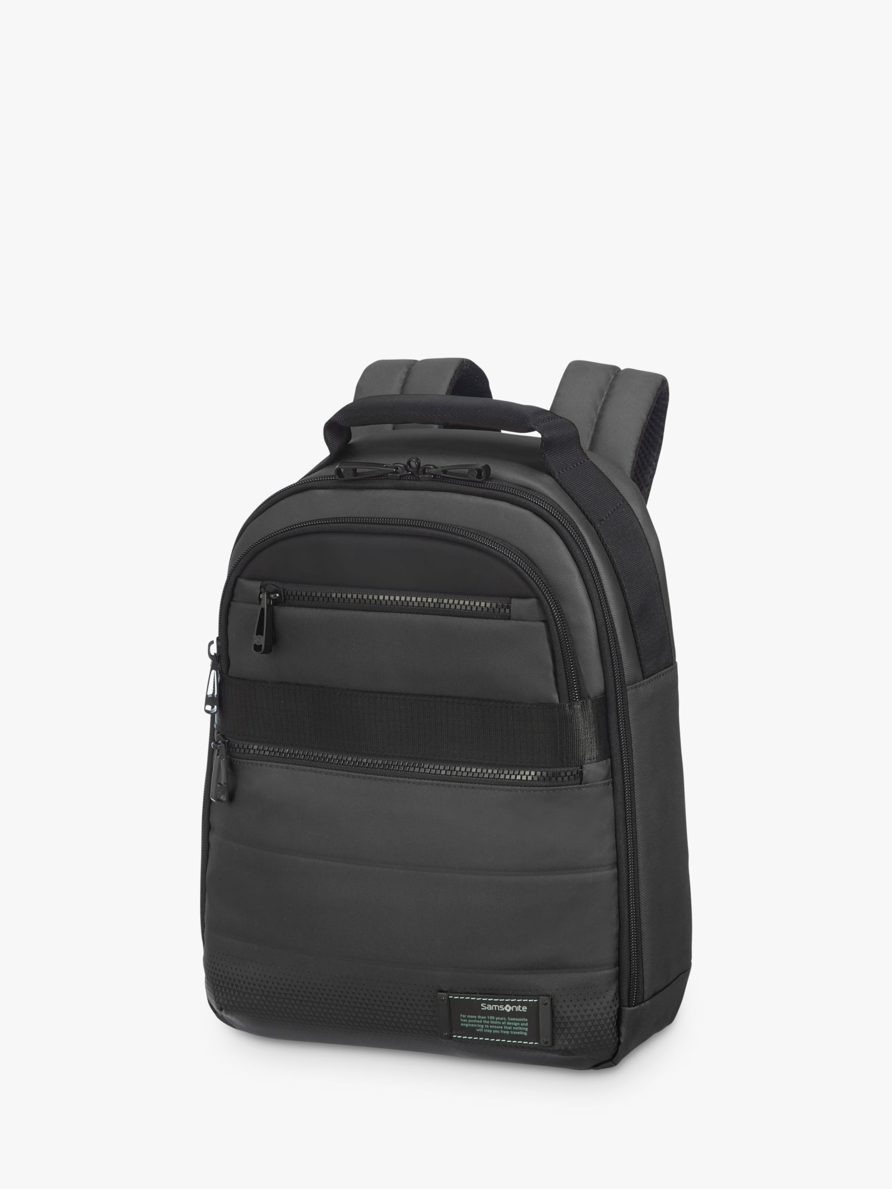 Samsonite Samsonite Cityvibe 2.0 Small Backpack, Jet Black