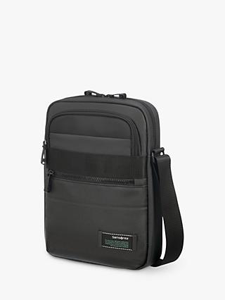 Samsonite Cityvibe 2.0 Tablet Cross Body Bag, Jet Black