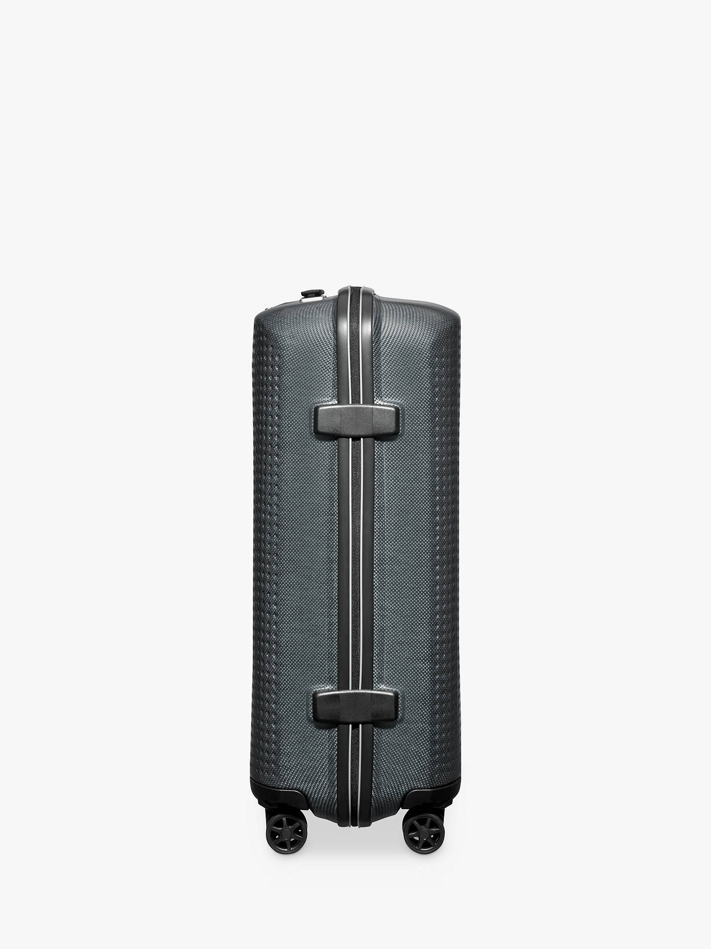BuySamsonite Pixon 4-Wheel 68cm Integrated Scales Large Case, Graphite Online at johnlewis.com