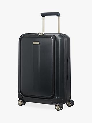 Samsonite Prodigy Spinner 4-Wheel 55cm Cabin Case, Black