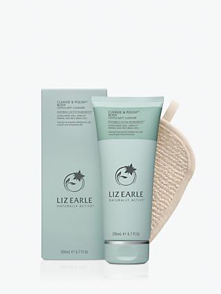 Liz Earle Cleanse & Polish™ Body Gentle Mitt Cleanser, 200ml
