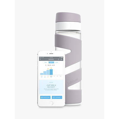 bellabeat Spring, Smart Water Bottle, Violet Ice