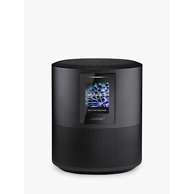 Bose® Home Speaker 500 Smart Speaker with Alexa Voice Recognition and Control