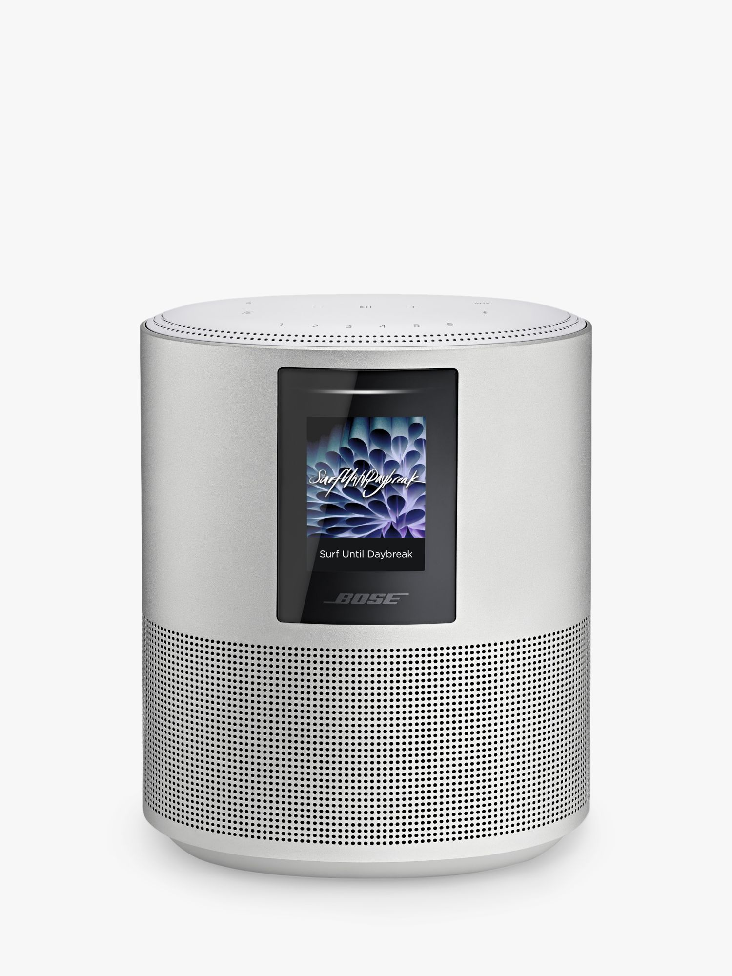 bose voice activated speaker