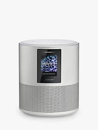Bose Home Speaker 500 Smart Speaker with Voice Recognition and Control