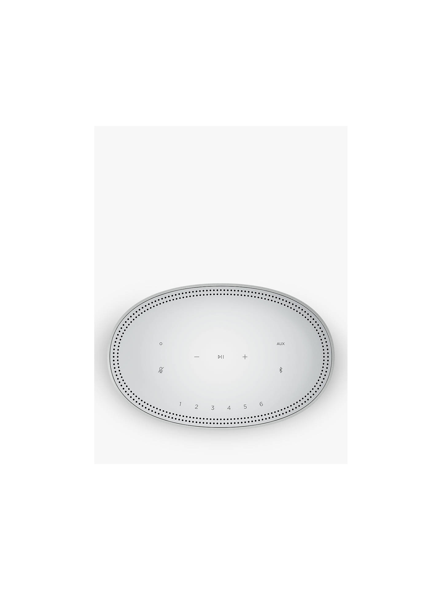 Buy Bose® Home Speaker 500 Smart Speaker with Voice Recognition and Control, Silver Online at johnlewis.com