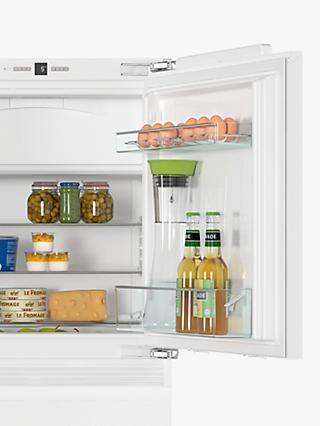 Miele K31242UiF Integrated Under Counter Fridge with Ice Box