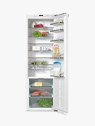 Miele K37672iD Integrated Tall Larder Fridge, A++ Energy Rating, Neutral