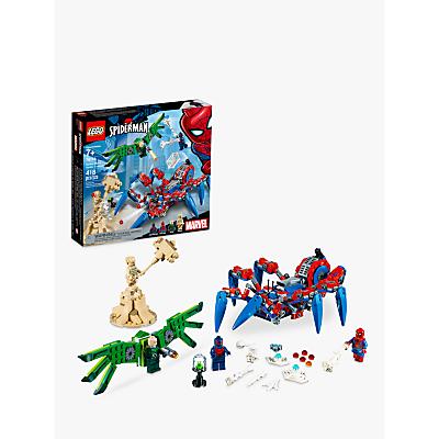 LEGO Marvel Super Heroes 76114 Spider Man's Spider Crawler
