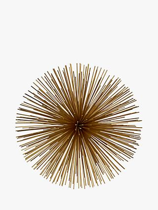 Pols Potten Brass Prickle Decorative Ornament