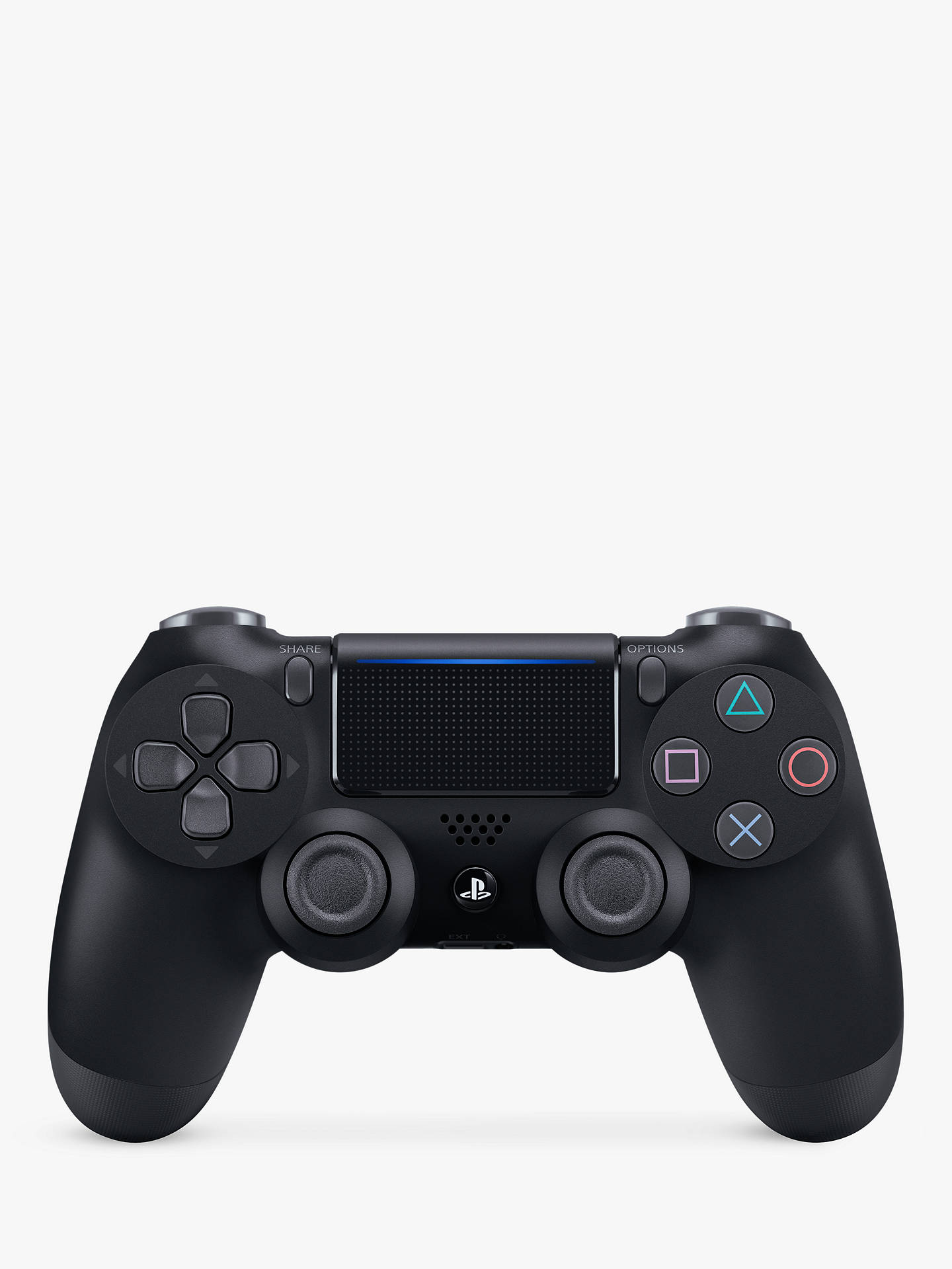 Buy Sony PlayStation 4 Slim Console with DUALSHOCK 4 Controller, 500GB, Jet Black and FIFA 19 Bundle Online at johnlewis.com