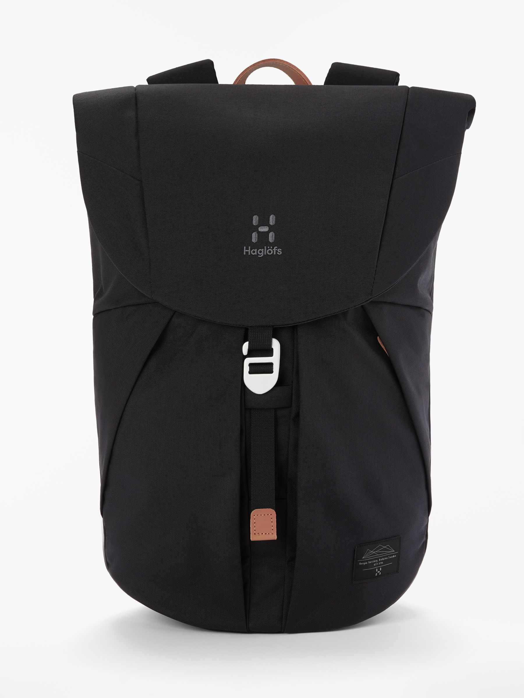 Buy Haglöfs Torsång 20L Backpack, True Black Online at johnlewis.com