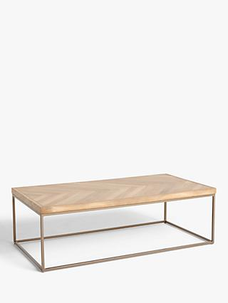 John Lewis & Partners Estate Coffee Table, Natural