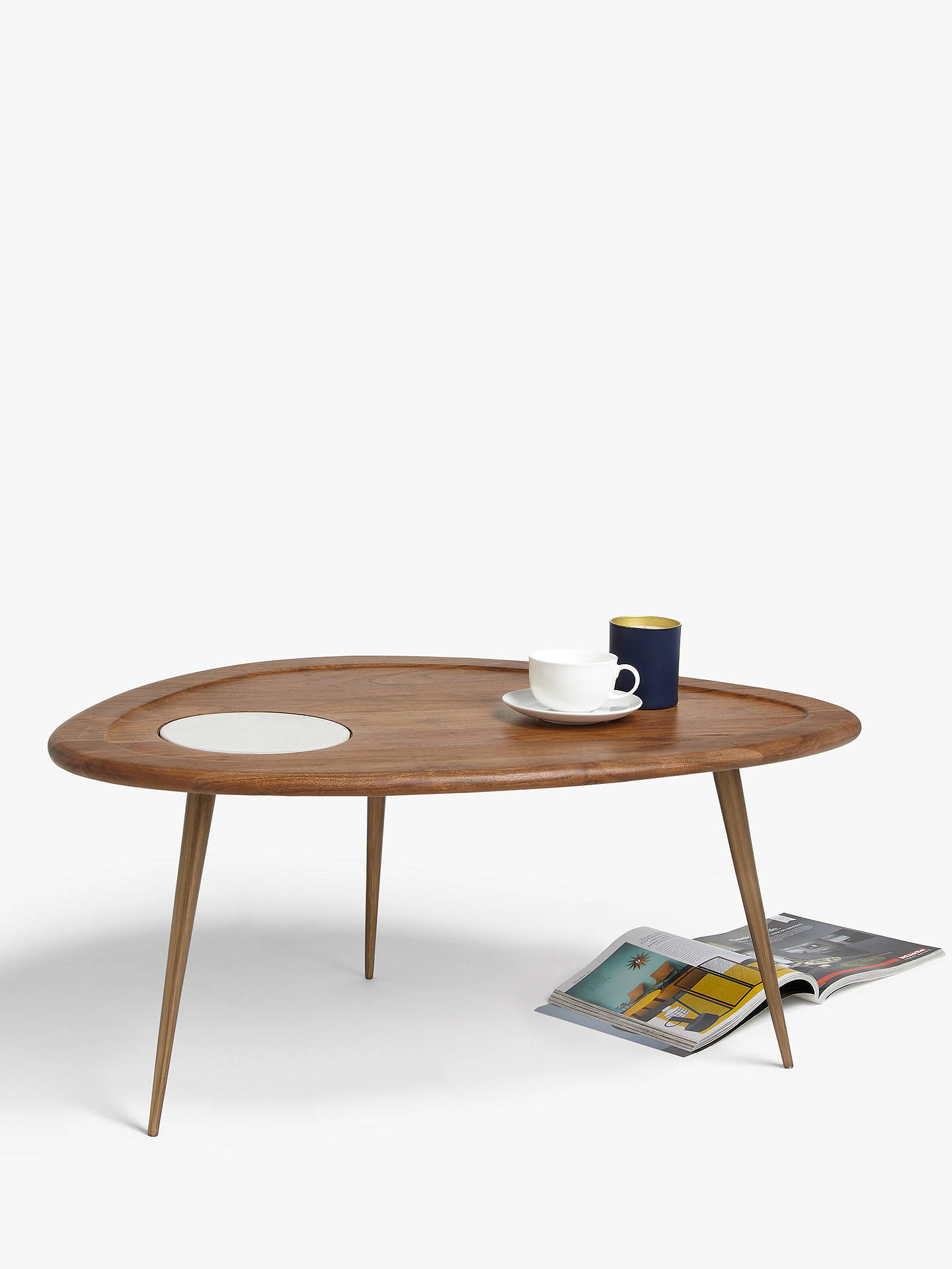 Buy John Lewis & Partners + Swoon Wren Coffee Table, Natural Online at johnlewis.com