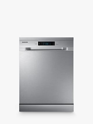 Samsung Series 6 DW60M6050FS Freestanding Dishwasher, A++ Energy Rating, Silver