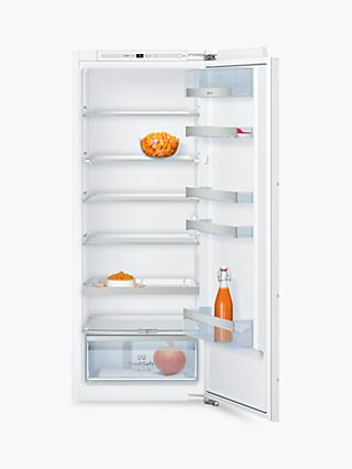 Neff N 70 KI1513F30G Integrated Fridge, A++ Energy Rating, 52cm Wide, White