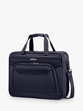 "0029b65dfcc Samsonite Desklite Briefcase for Laptops up to 15.6"""