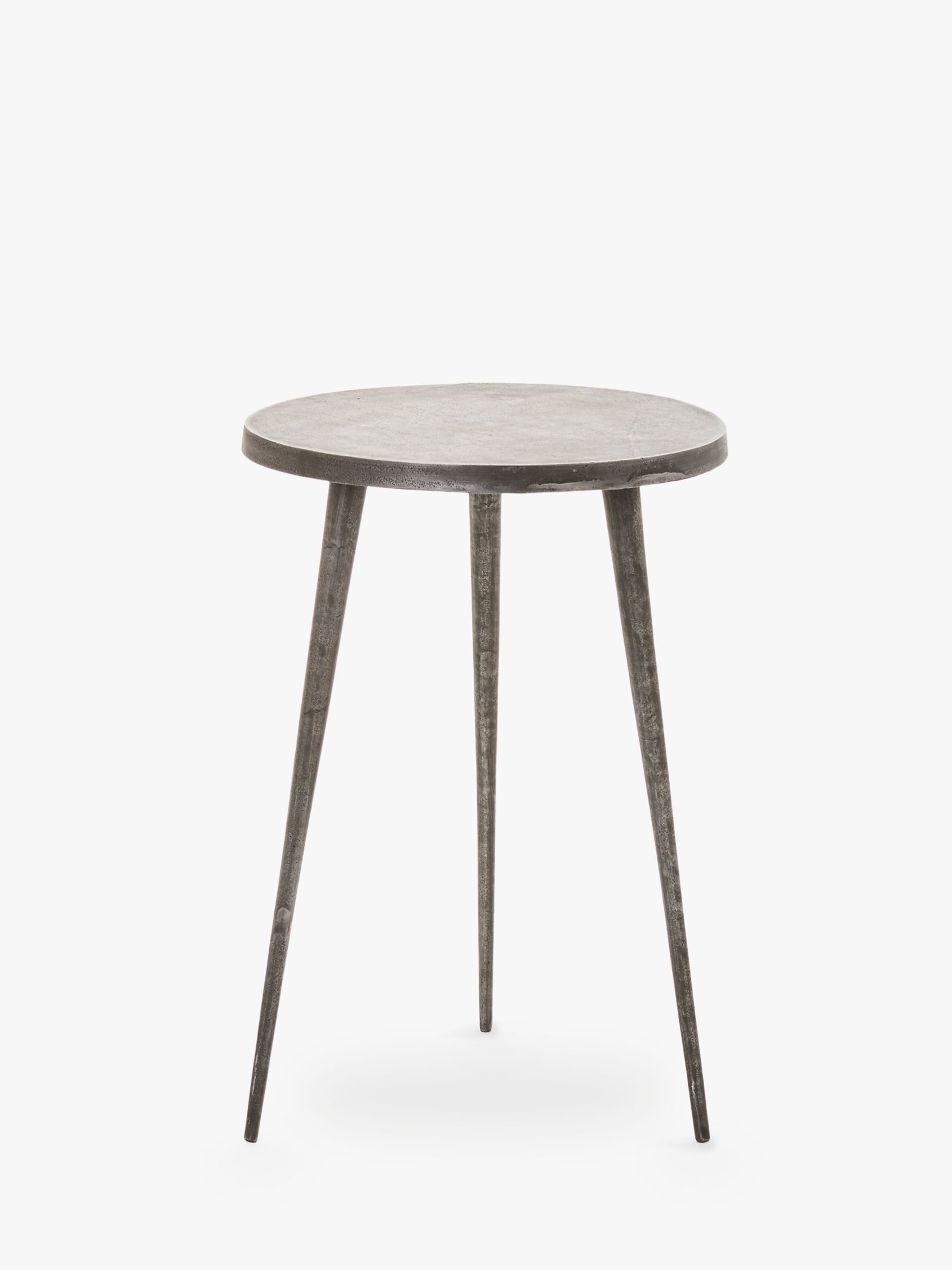 West Elm Tripod Side Table At John Lewis Partners