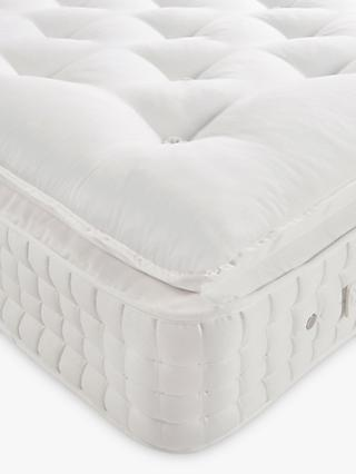 Hypnos Sublime Pillowtop Pocket Spring Mattress, Medium Tension, Double