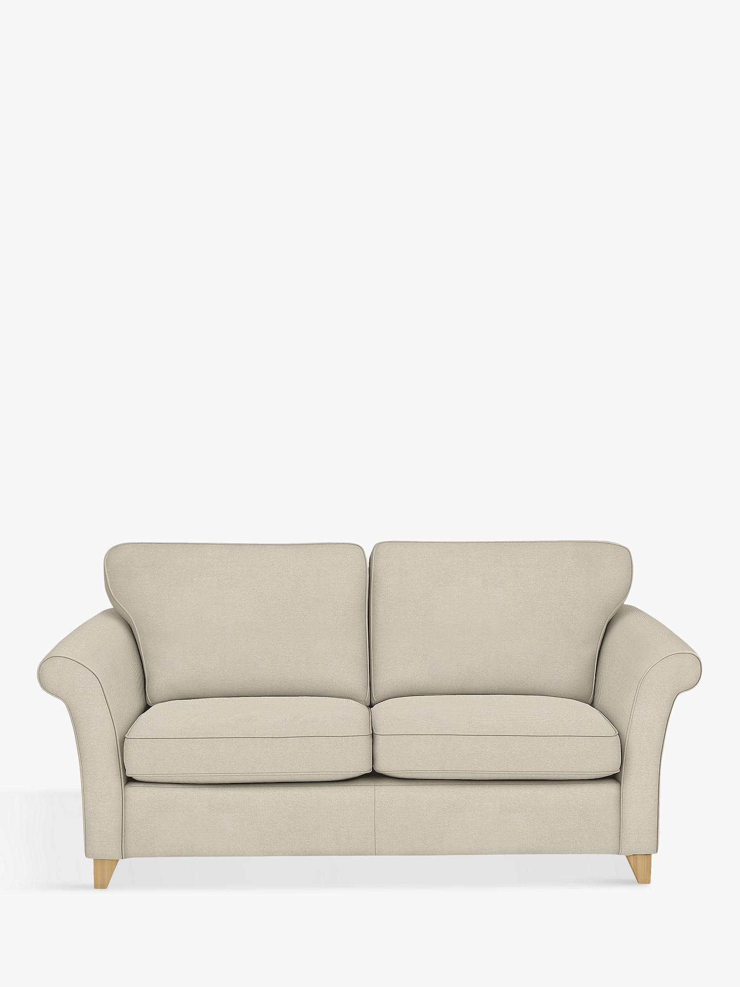 Surprising John Lewis Partners Charlotte Grand 3 Seater Sofa Bed Light Leg Edie Grey Download Free Architecture Designs Ogrambritishbridgeorg