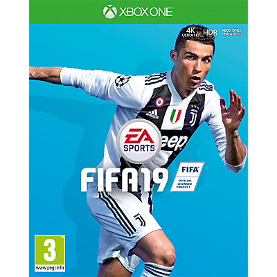 Image of FIFA 19, Xbox One