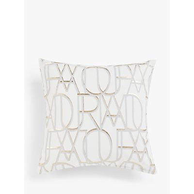 House by John Lewis Amour Cushion, Multi