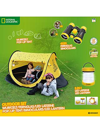 National Geographic Outdoor Set
