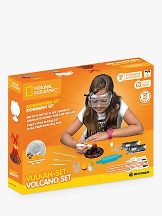 National Geographic Experiment Volcano Set