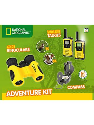 National Geographic Adventure Kit