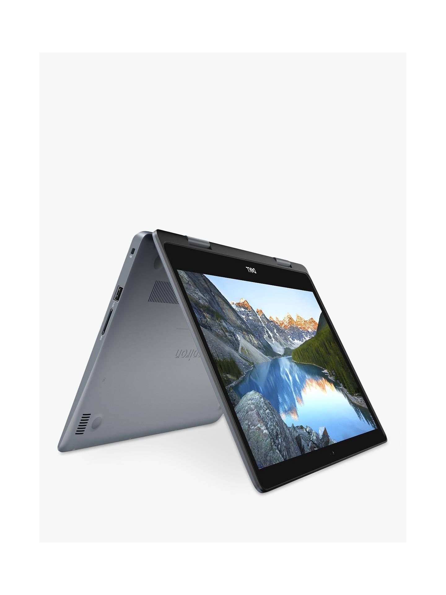 מגניב Dell Inspiron 14 5000 Series Convertible Laptop, Intel Core i5 KO-58