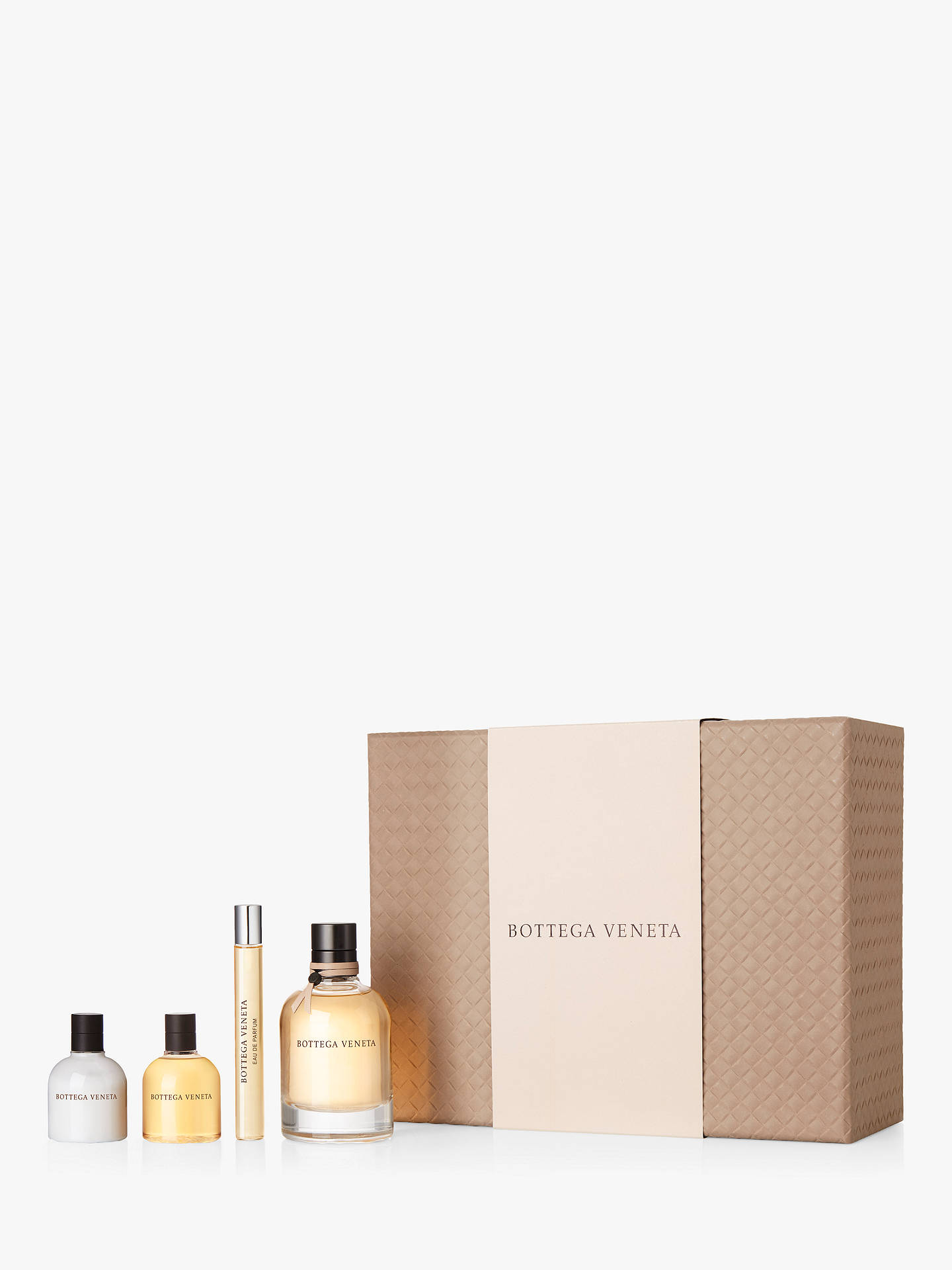 Buy Bottega Veneta Signature 75ml Eau de Parfum Fragrance Gift Set Online at johnlewis.com