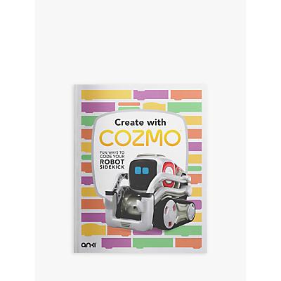 Image of Anki Create With Cozmo: Fun Ways To Code Your Robot Sidekick Children's Book