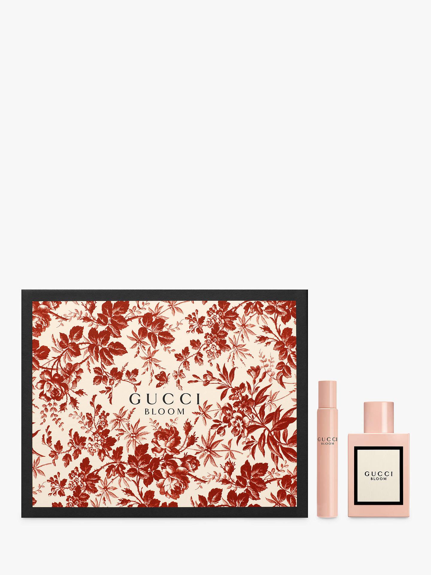 d5b5811c6 Buy Gucci Bloom 50ml Eau de Parfum Fragrance Gift Set Online at  johnlewis.com