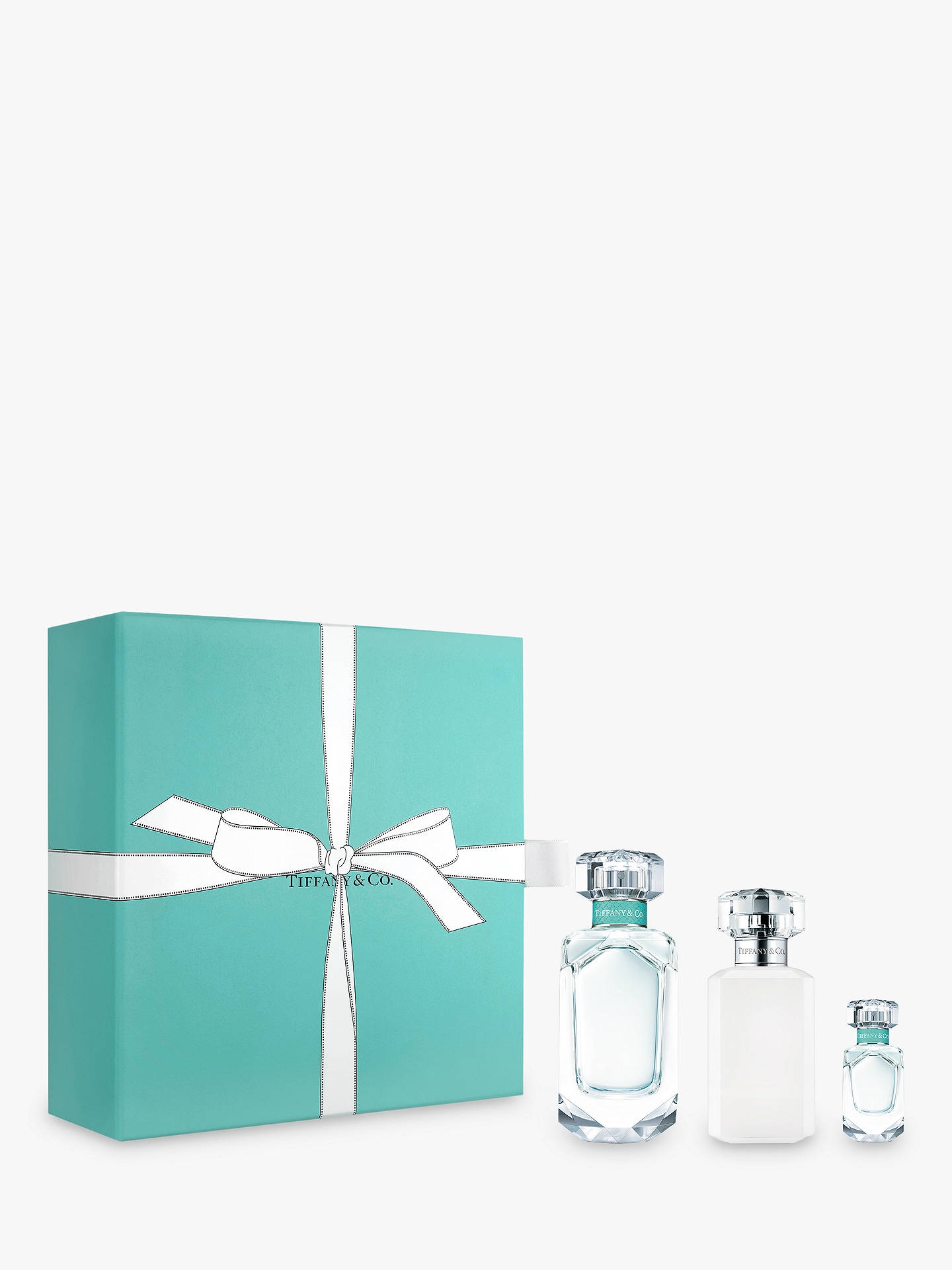 BuyTiffany & Co Signature 75ml Eau de Parfum Fragrance Gift Set Online at johnlewis.com