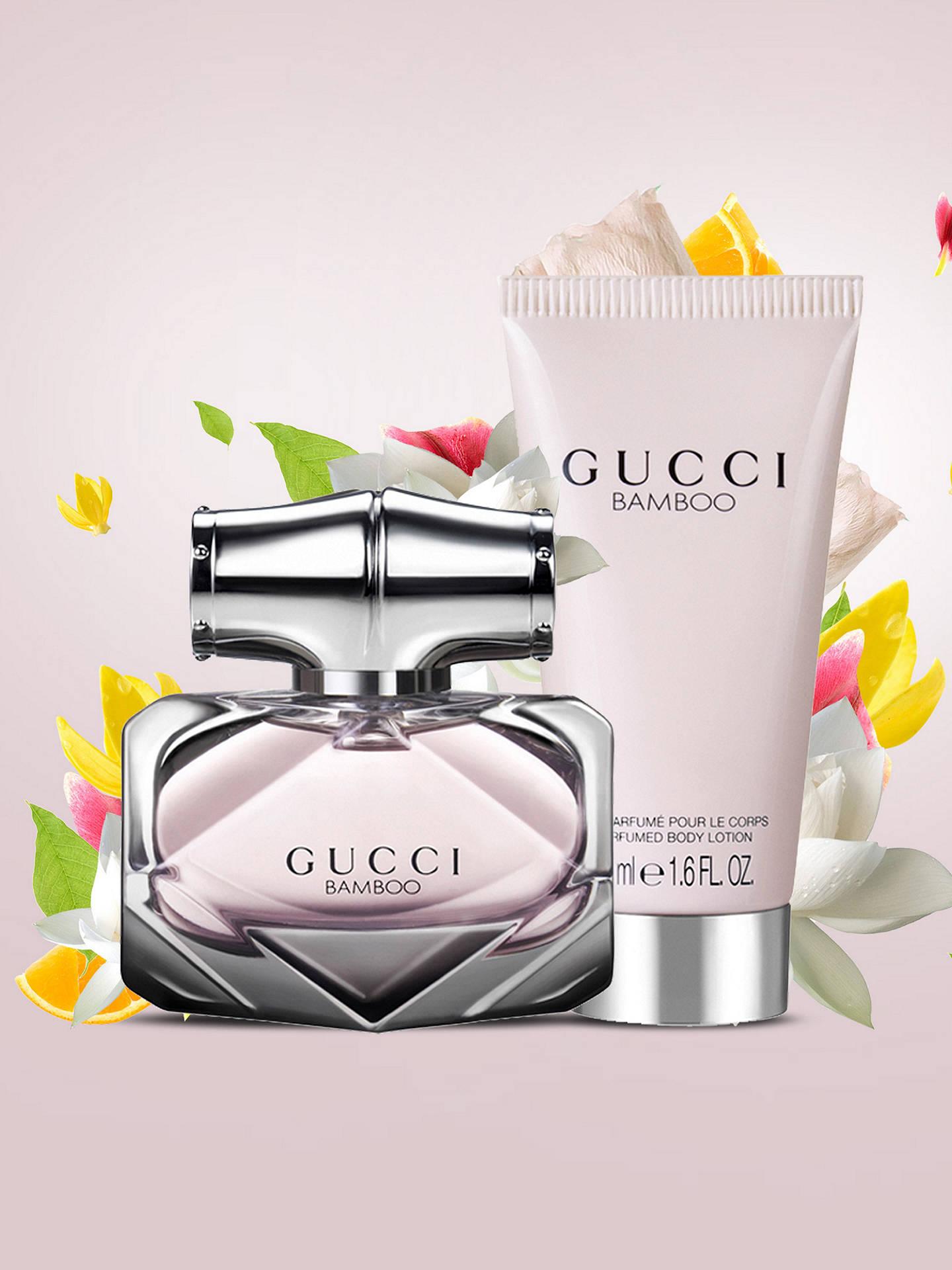 Gucci Bamboo 30ml Eau De Parfum For Her Fragrance Gift Set At John