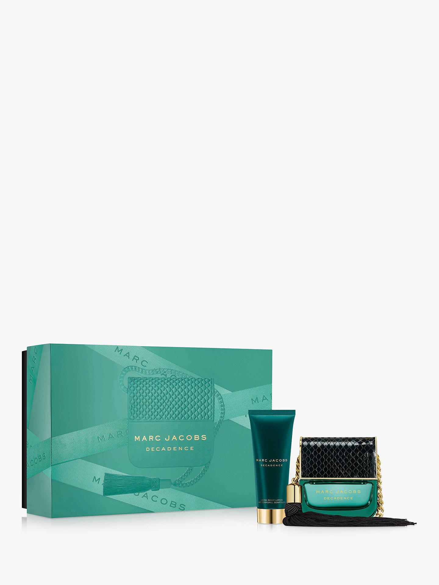 BuyMarc Jacobs Decadence 50ml Eau de Parfum Fragrance Gift Set Online at  johnlewis.com e144434bf8ae