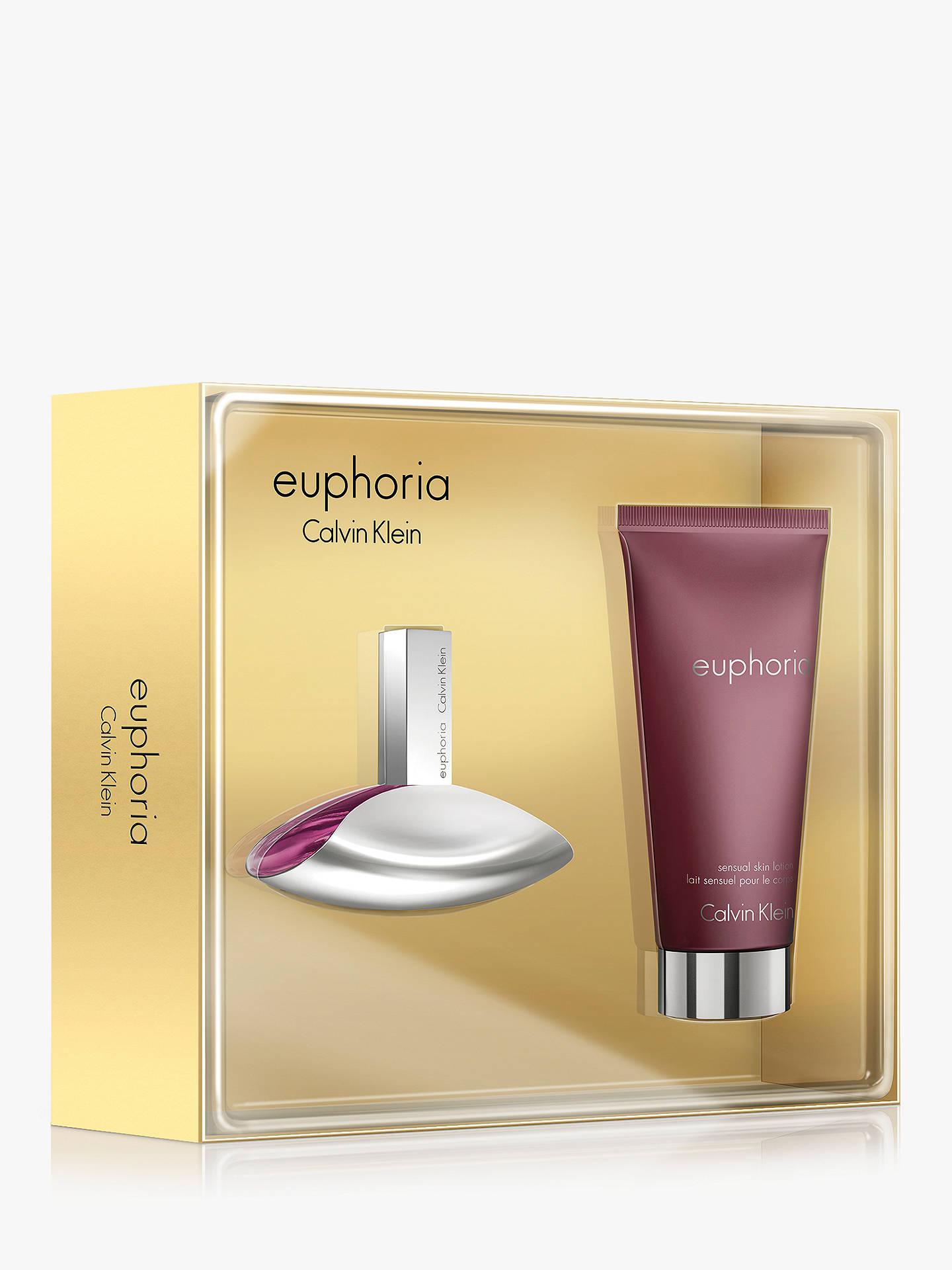 Calvin Klein Euphoria For Women 30ml Eau De Parfum Gift Set At John