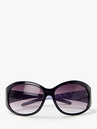 ee2e911bc94 John Lewis   Partners Women s Large Oval Contrast Sunglasses