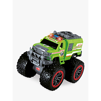 Image of Dickie Toys Action Series Mountain Rescue