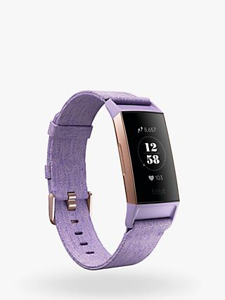 Fitbit Charge 3 Special Edition, Health and Fitness Tracker with NFC